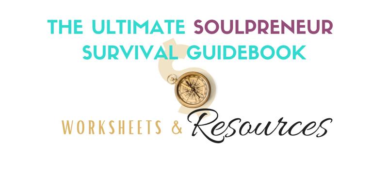 soulpreneur survival guide resources